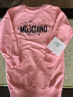 Moschino Oversized Sweater rose-gold-coloured