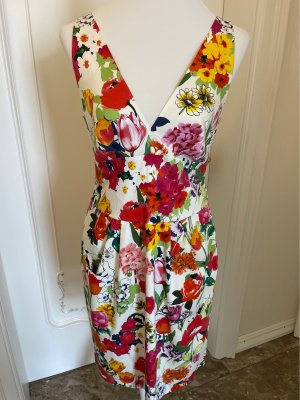 Moschino Midi Dress multicolored