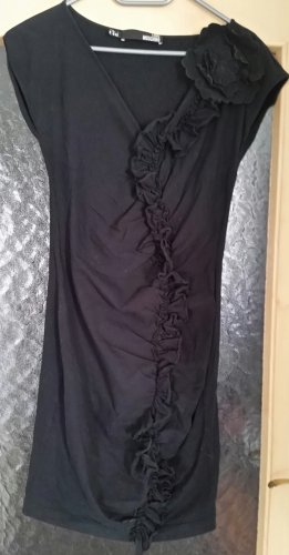 Moschino Cheap and Chic Jersey Dress black