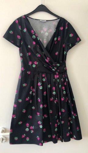 Moschino Kleid im Stil der 40er, NP lag bei 259,00€