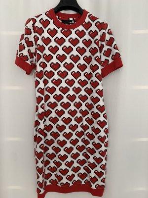 Moschino Robe t-shirt multicolore