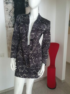 Moschino Jeans Kostium szary