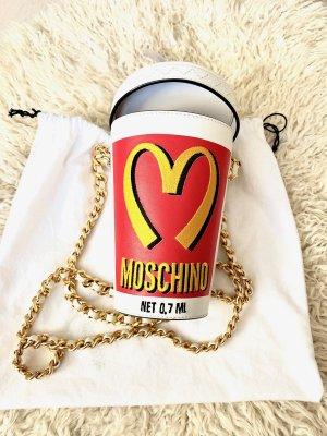 Moschino Shoulder Bag white