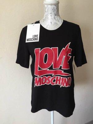 Love Moschino T-Shirt multicolored cotton