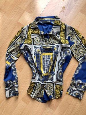 Moschino love Bluse gemustert, perfekt zur Jeans Hose ❤️
