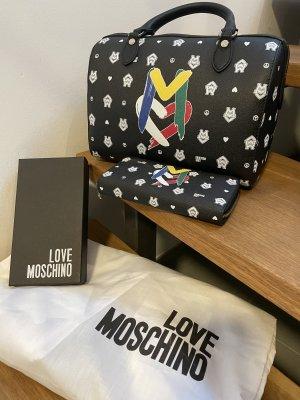 Moschino Love bowling bag