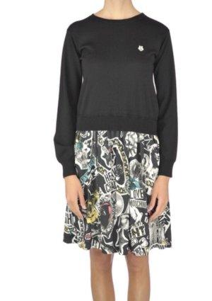 Love Moschino Sweater Dress black