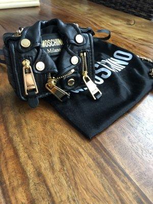 Moschino Mini Biker Jacket Tasche Bag