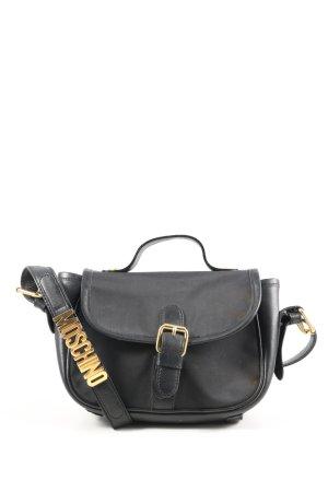 Moschino Minitasche schwarz Casual-Look