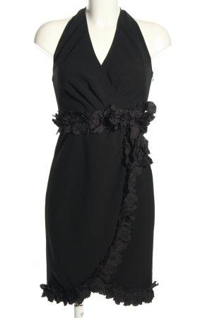 Moschino Sukienka z dekoltem typu halter czarny W stylu casual