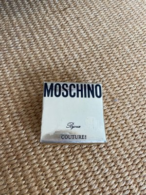 Moschino Oorclips wit