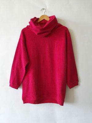 Moschino Maglione di lana rosso lampone Lana