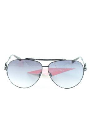 Moschino Pilot Brille schwarz Casual-Look