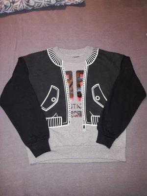 Boutique Moschino Crewneck Sweater multicolored