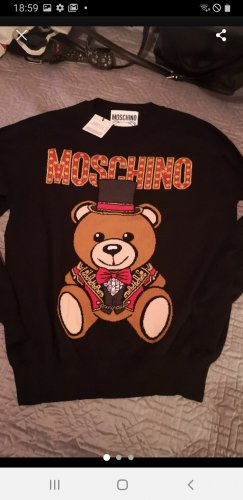 Love Moschino Vestido tipo jersey multicolor