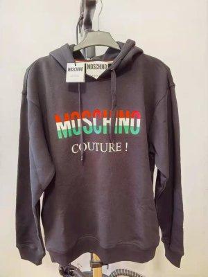 Moschino Pull tricoté noir