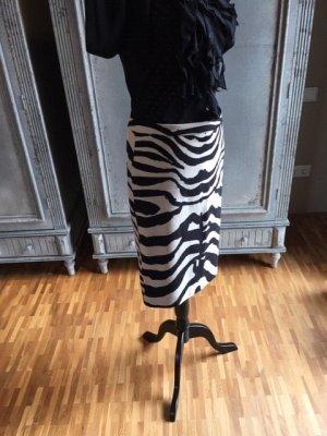 Moschino Rock Animalprint Zebra neuwertig