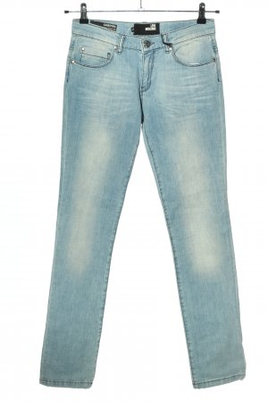 Moschino Röhrenjeans blau Casual-Look