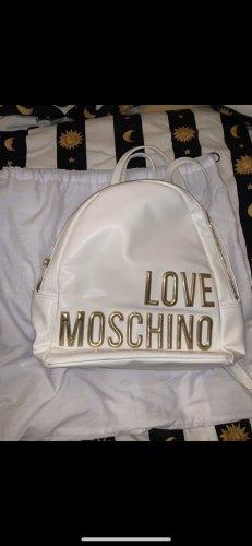 Love Moschino Daypack white