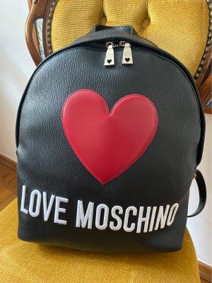 Moschino Rucksack mit Herz