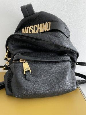 Moschino Mini Backpack black