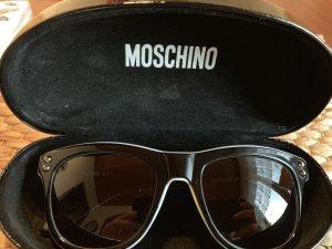 Moschino Schmetterlingsbrille mit Etui