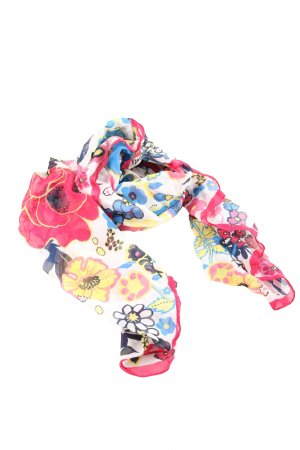 Moschino Shoulder Scarf allover print elegant
