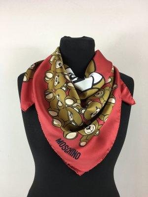Moschino Seiden Schal Tuch Stola Kopftuch