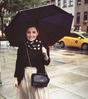 Moschino Seidenschal aus New York