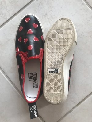 Moschino-Slipper