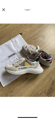 Moschino Sneaker Gr. 40