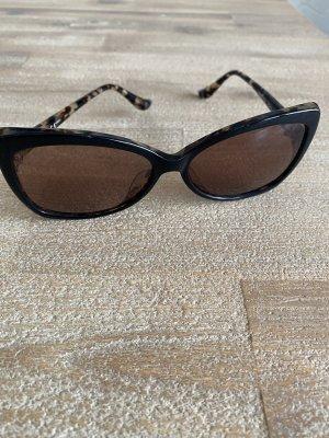 Moschino Okulary motylki Wielokolorowy