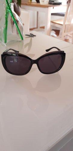 Boutique Moschino Gafas de sol redondas negro