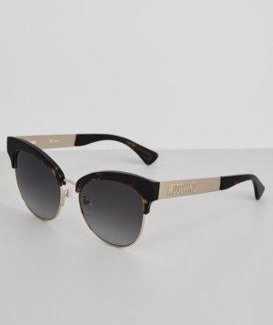 Moschino Sonnenbrille braun