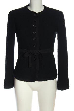 Moschino Cardigan black casual look