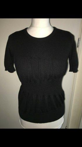 Moschino Short Sleeve Sweater black