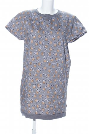 Moschino Sweat Shirt flecked casual look