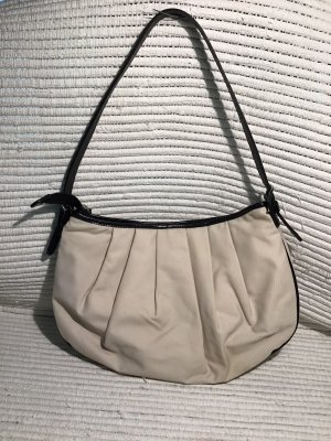 Moschino Crossbody bag cream-black