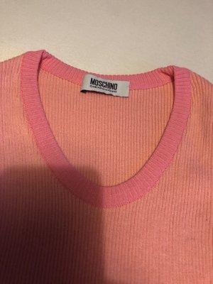 Moschino Gebreide top roze Katoen