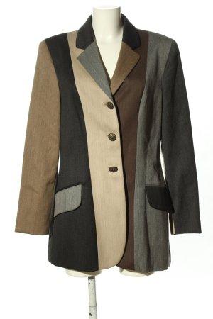 Moschino Wool Blazer striped pattern casual look