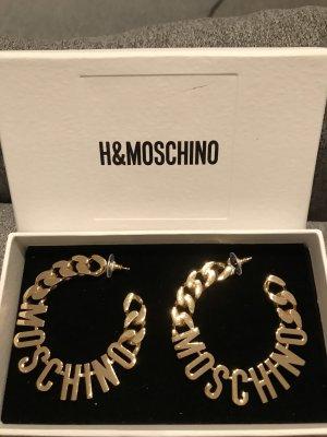 Moschino x HM Ohrringe