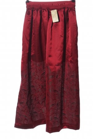 Moser Traditional Apron red casual look