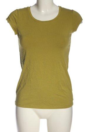 Moshiki T-shirt verde stile casual