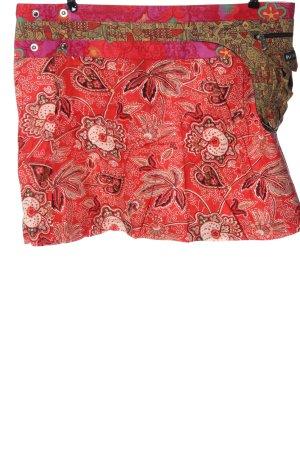 Moshiki Kopertowa spódnica Na całej powierzchni W stylu casual