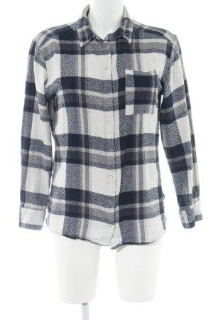 Moss Copenhagen Camisa de leñador estampado a cuadros look casual