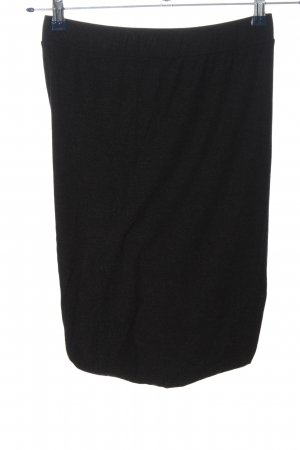 Moss Copenhagen Stretch Skirt black casual look