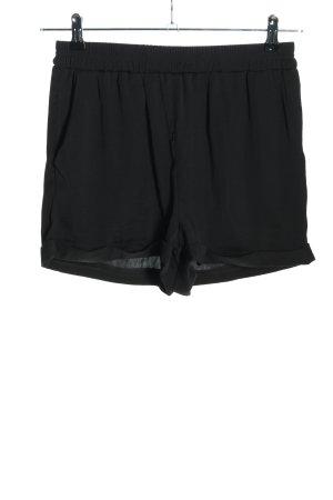 Moss Copenhagen Shorts schwarz Casual-Look