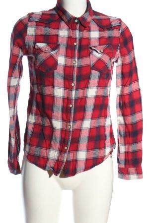 Mossimo Supply Co. Camisa de leñador estampado a cuadros look casual