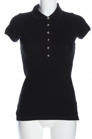 Mossimo Supply Co. Polo Shirt black casual look