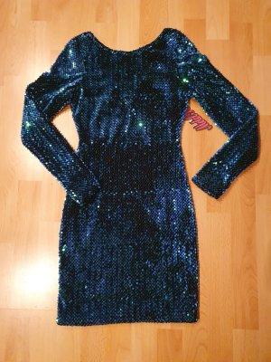 Motel Rocks Sequin Dress multicolored